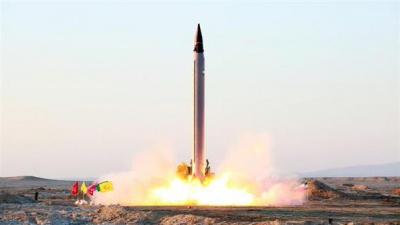Іран випробував нову ракету дальнього радіусу дії