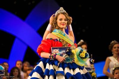 Чернівчанка в Туреччині здобула титул Little Miss World Olympic-2015