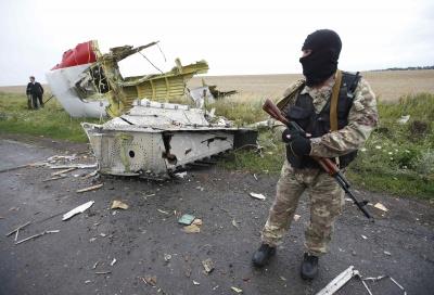 Голова Радбезу Нідерландів заявив, що Боїнг збили з території бойовиків