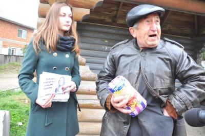 Чимало старших буковинців готові продати свій голос за гречку, - експеримент «МБ»