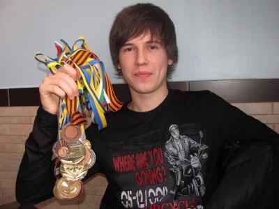 Чернівчанин Бернадський виграв командний чемпіонат Грузії