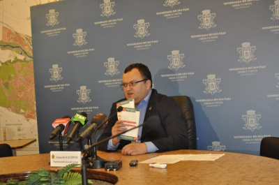 Мер Чернівців поскаржився міліції на соціальні проїзні від Михайлішина