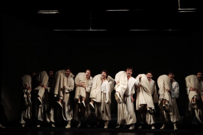 Фестиваль «Золоті оплески Буковини» розпочався з «Енеїди» (ФОТО)