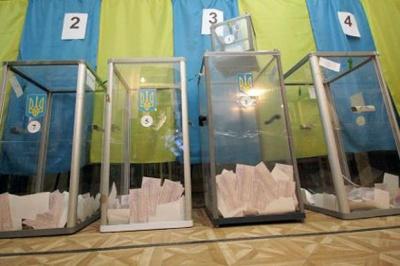 В Україні станом на 16:00 проголосували лише 36,2% виборців
