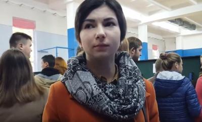 Студентка розповіла, як їй у Чернівцях пропонували 350 гривень за голос за Михайлішина (ВІДЕО)