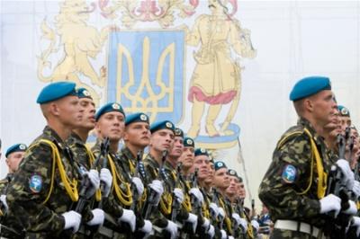 На Буковині продовжується набір на військову службу за контрактом