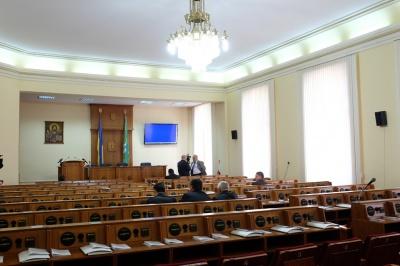 Партія президента лідирує на виборах до Чернівецької облради