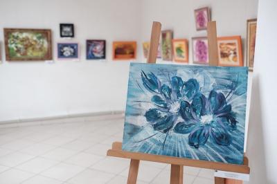 У Чернівцях відкрилась виставка творів екзотичної художньої техніки (ФОТО)
