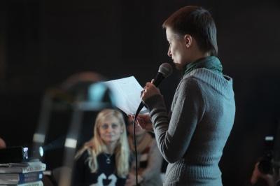 На благодійному вечорі у Чернівцях митці збирали гроші на лікування Олександра Бойченка (ФОТО)
