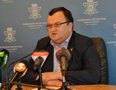 З політичними шулерами вести перемовини не буду, - мер Чернівців