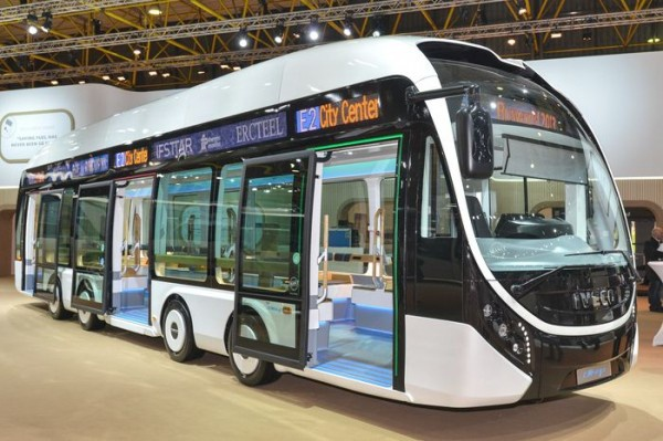 УЛьвові показали український електробус