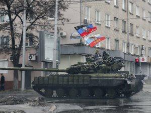 Штаб АТО: Бойовики підтягнули у Донецьк танки та БМП
