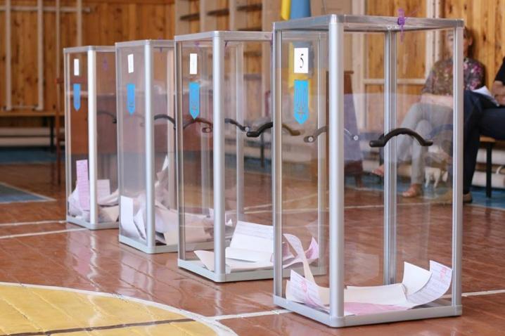 УПолтаві відкрилися всі виборчі дільниці