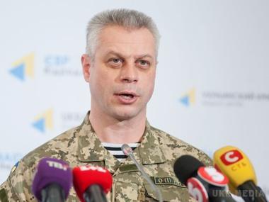 Штаб АТО: Бої на західних околицях Донецька не припиняються