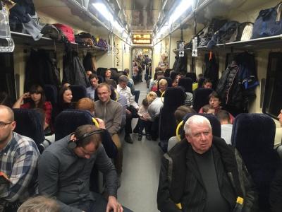 Новий потяг Львів-Чернівці дійсно швидкий, але незручний, – враження пасажира