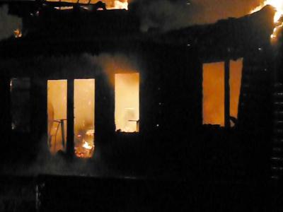 На пожежі в Чернівецькій області загинув чоловік 1959 року народження