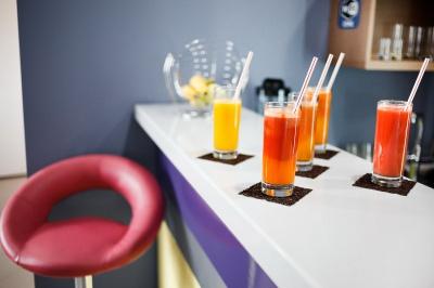 Солодкі напої знижують рівень стресу