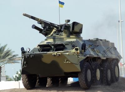 Таїланд зацікавився українськими БТРами