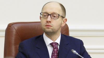 Яценюк анонсував звільненння у Кабміні