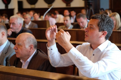 У Чернівцях міліція оголосила в розшук кандидата в депутати Білика