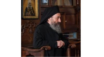 Митрополит Онуфрій відсвяткував день народження на Афоні
