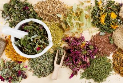 Комбінації лікарських рослин у зборах