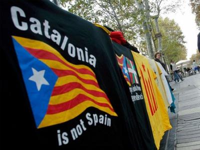 Парламент Каталонії прийняв резолюцію про незалежність від Іспанії