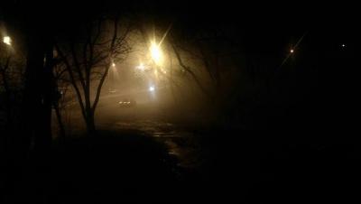 Через недбалість комунальників у Чернівцях горить кладовище на вулиці Руській
