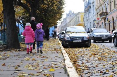 Температура повітря на Буковині на 12 градусів перевищила норму
