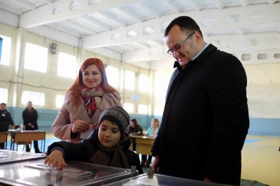 """Мер Каспрук проголосував за """"європейську перспективу Чернівців"""""""