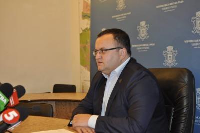 Мер Чернівців обіцяє співпрацювати з усіма політичними силами