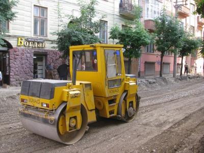 Вулицю Хмельницького у Чернівцях відкриють у травні