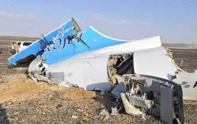 """У Росії визнали, що літак А321 """"Когалимавіа"""" розбився через теракт"""