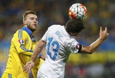 Збірна України пройшла до Євро-2016