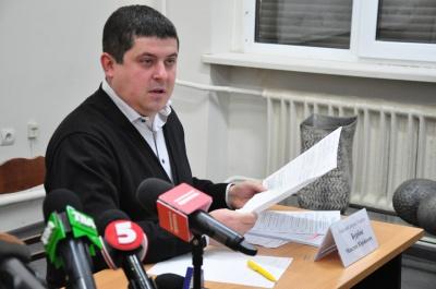 """Лідер фракції """"Народний фронт"""" хоче бачити від мера Чернівців програму дій"""