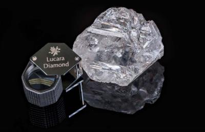 У Ботсвані знайшли алмаз вагою 1111 карат