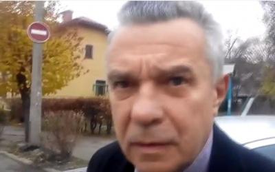 З'явилося відео з п'яним лікарем, який у Чернівцях нібито спричинив ДТП (ВІДЕО)
