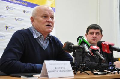 Екс-мер Федорук розповів, як після його усунення з посади йому радили втекти з Чернівців