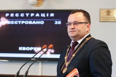 """Мер Чернівців готовий до сценарію """"Федорук-2"""": """"У мене є адекватні відповіді на всі запитання"""""""