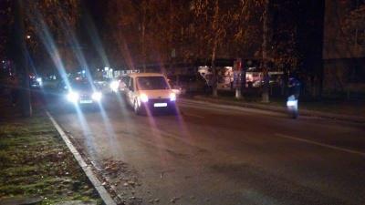 У Чернівцях зіткнулись два легковики. Жертв немає (ФОТО)