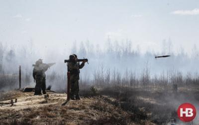Бойовики обстріляли позиції АТО з мінометів та гранатометів