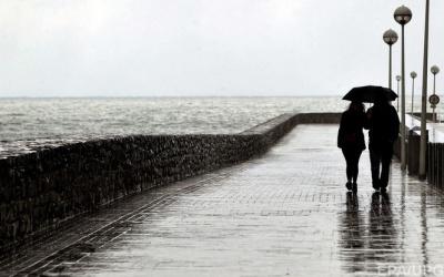 Погода в Україні на суботу: дощі по всій території країни