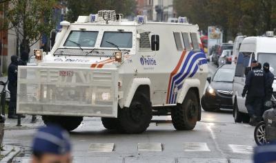У Брюсселі оголошено найвищий рівень терористичної загрози