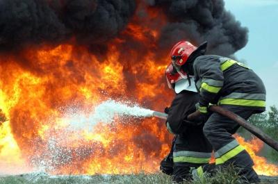 На Буковині минулої доби сталися дві пожежі