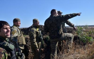 Бойовики 40 разів обстріляли сили АТО з гранатометів і мінометів
