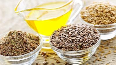 Лляна олія лікує і легені, і нирки