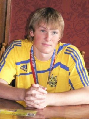 Буковинець став кращим футбольним воротарем на Галичині