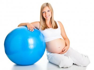 Фізична активність знижує ризик кесаревого розтину