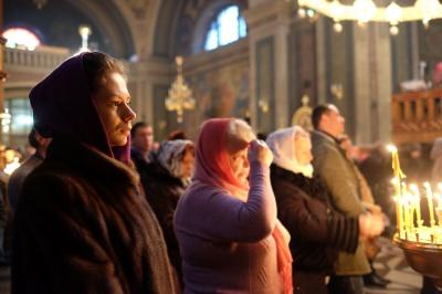 Розпочався піст - християни мають духовно підготуватися до Різдва