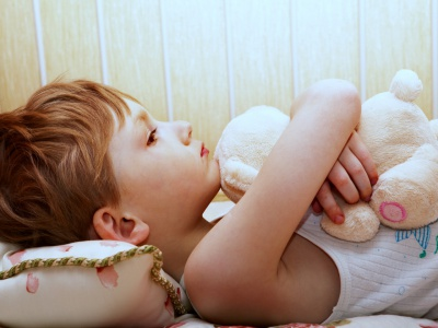 Робота батьків впливає на сон дитини